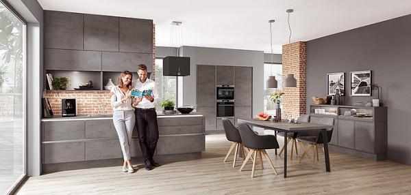 Nobilia - Küche Riva 889