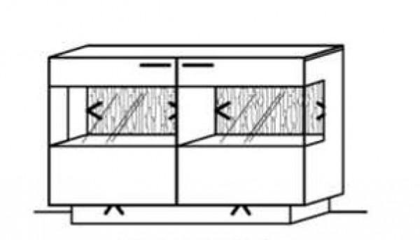 Schröder Kitzalm Pur - Sideboard - Nr. 3588-NAT