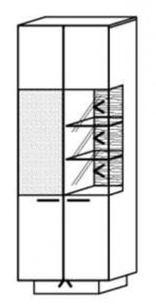 Schröder Kitzalm Pur - Standelement - Nr. 6225