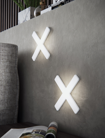 Naber X-Sign 4F-LED-Leuchte
