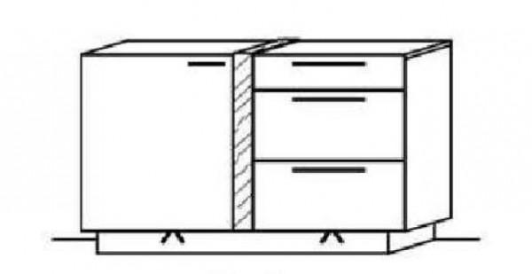 Schröder Kitzalm Alpin - Sideboard - Nr. 3613 Blende Almschroppung