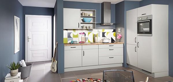 Nobilia - Küche Touch 338