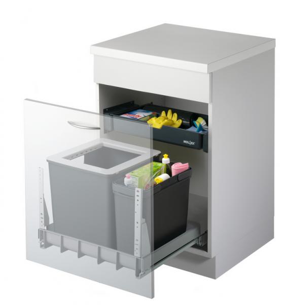 Naber Müllex Boxx 55-60-R Auszug-Abfallsammler 8011019
