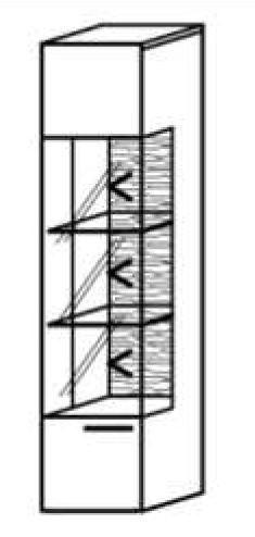 Schröder Kitzalm Pur - Hängeelement - Nr. 5105-NAT