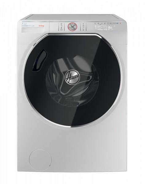 Candy 31008476 - Waschtrockner AWDPD 4138LH/1-S weiß