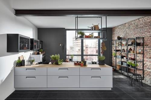 nolte k chen k che integra soft lack k chenzeilen k chen k che der kleine. Black Bedroom Furniture Sets. Home Design Ideas