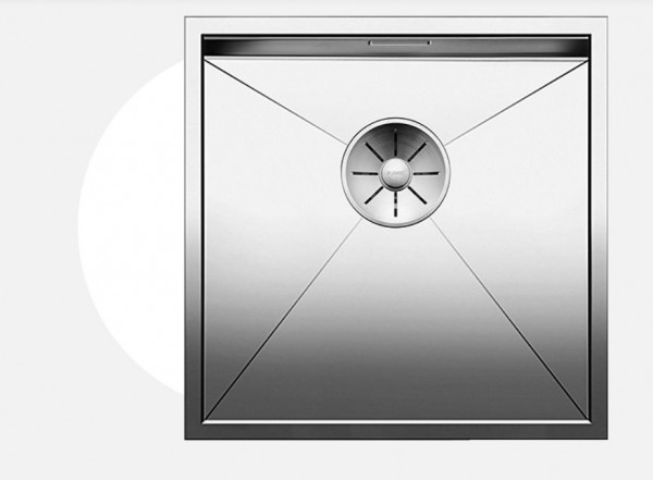 Blanco Zerox 400-IF Einbauspüle 521584