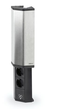 Naber Evoline V-Port-USB Steckdosenelement 8031150