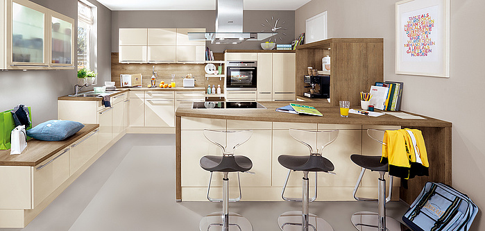 nobilia k che flash 452 k chenzeilen k chen k che der kleine. Black Bedroom Furniture Sets. Home Design Ideas