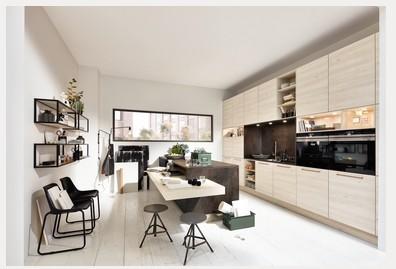Nolte-Küchen - Küche Stone/Manhatten | Küchenzeilen | Küchen | KÜCHE ...