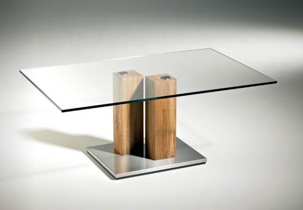 Hasse Glas-Couchtisch - 7268-HK