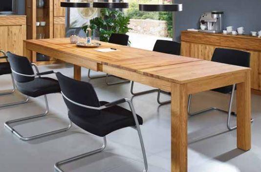 Gradel - Office Arcona - Tisch ausziehbar - 160x76x90 cm