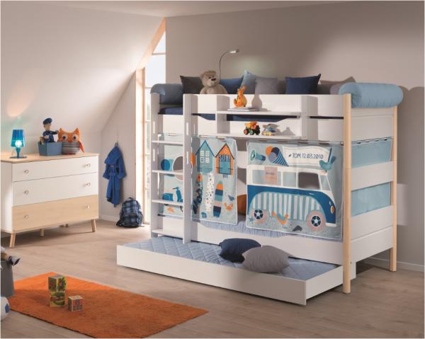Paidi Etagenbett Ylvie ( Höhe 160 cm ) | Bettgestelle | Betten ...