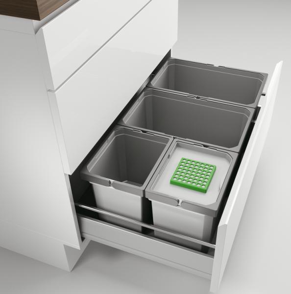 Naber Cox Box 235S-800-4 Bio Abfallsammler 8012433