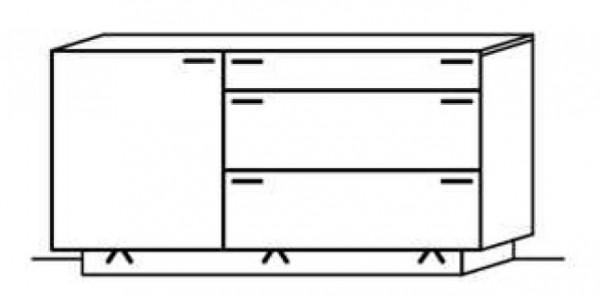 Schröder Kitzalm Montana - Sideboard - Nr. 3613