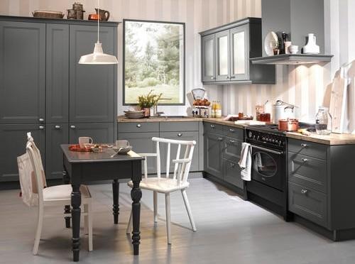 Nolte-Küchen - Küche Windsor Lack