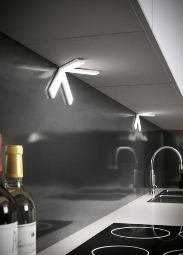 Naber X-Sign 4K-LED-Leuchte mit Touchschalter