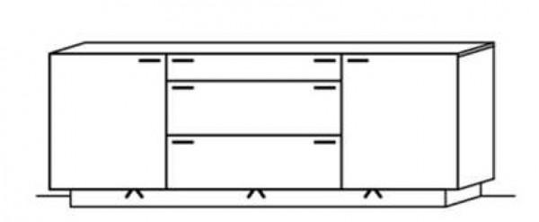 Schröder Kitzalm Montana - Sideboard - Nr. 3823