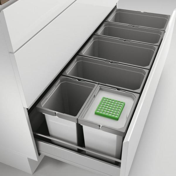 Naber Cox Box 275-S-1200-6 Bio Abfallsammler 8012473