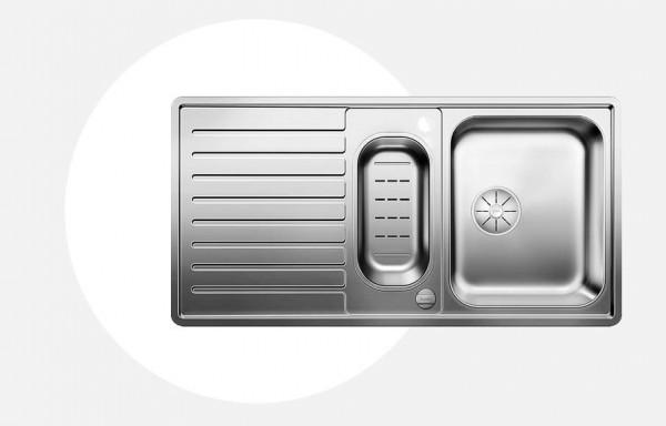 Blanco Classic Pro 6 S-IF Einbauspüle 523665