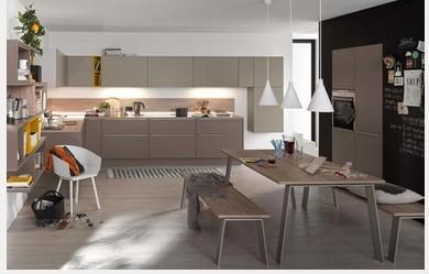 Nolte-Küchen - Küche Soft Lack
