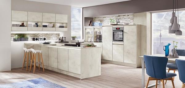 Nobilia - Küche Riva 891 | Küchenzeilen | Küchen | KÜCHE | der ...