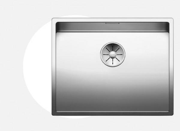 Blanco Claron XL 60-U DampfgarPlus Einbauspüle 521596