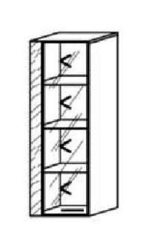 Schröder Kitzalm Alpin - Hängeelement - Nr. 4105 Blende Almschroppung