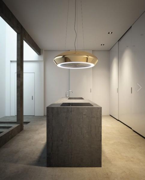 O+F - Ceramica - Designhaube