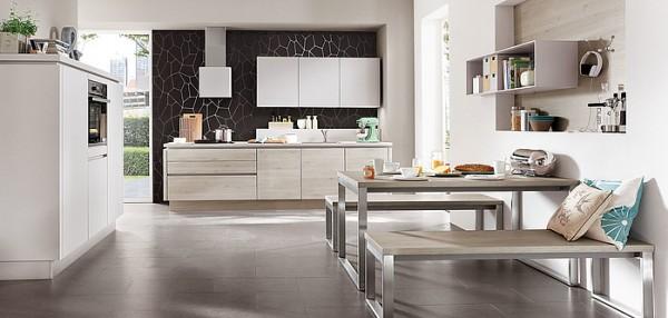Nobilia - Küche Laser 417