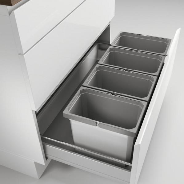 Naber Cox Box 275-K-900-4 Abfallsammler