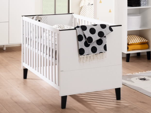 paidi kinderbett eliana 1139011 babym bel kinderzimmer. Black Bedroom Furniture Sets. Home Design Ideas
