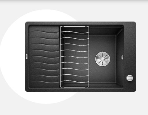 Blanco Elon XL 6 S-F Einbauspüle