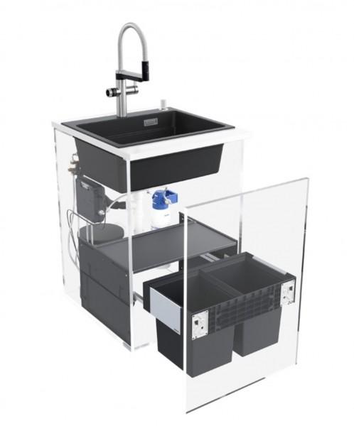 Blanco UNIT Hot & Filter-Set, Etagon 500-U, Evol-S Pro Hot, Select II 60/2 Compact - 526288