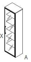 Röhr-Bush - Techno 019 - Aktenelement rechts