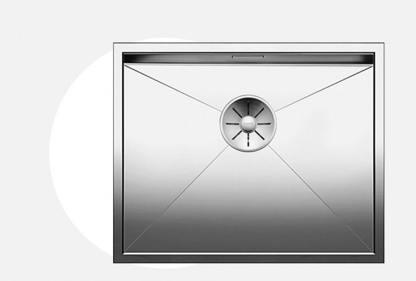Blanco Zerox 500-IF Einbauspüle 521588
