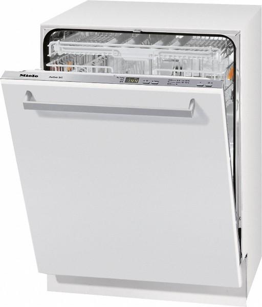 Vollintegrierter Geschirrspuler Xxl Mit Besteckschublade G4268scvi