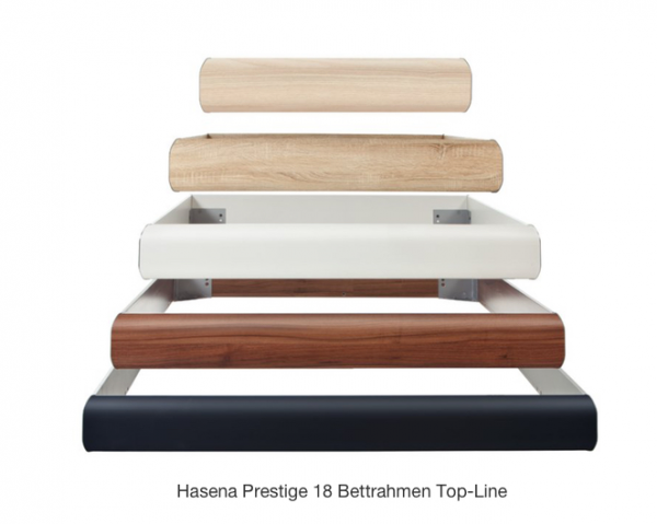 Hasena Top-Line Prestige 18 Bettrahmen