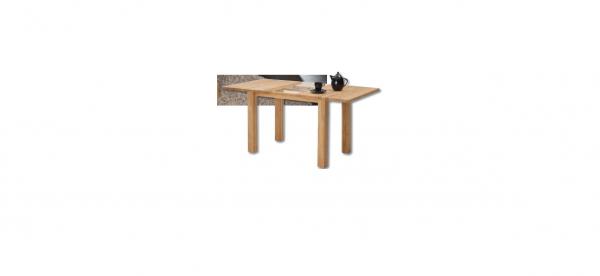 Gradel - Julia - Tisch ausziehbar 110x77x70 cm