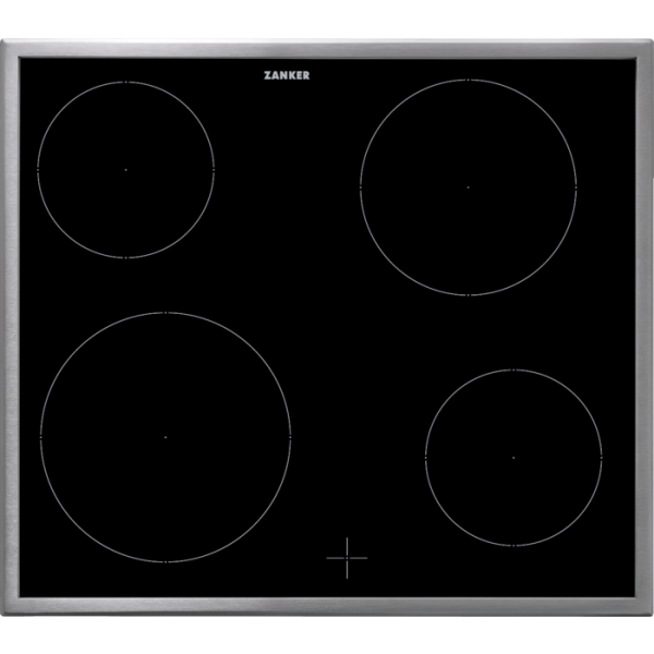 Zanker - KEV 6041 XXK - Glaskeramik-Kochfeld