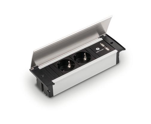 Naber Kapsa-USB Steckdosenelement