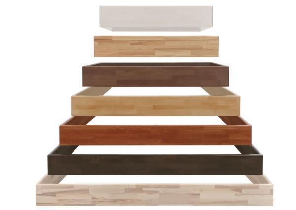 Hasena Wood-Line Premium 23 Bettrahmen