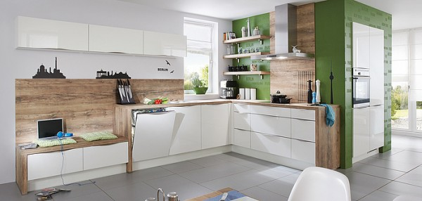 Nobilia - Küche Focus 460