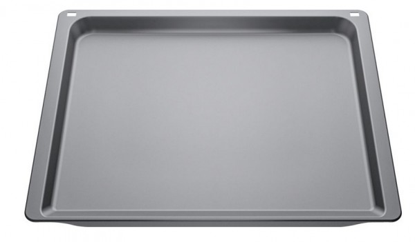 Constructa - CZ 11CB10E0 - Backblech, emailliert, grau