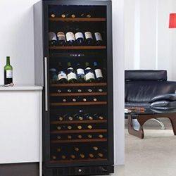 O+F - Freistehend oder Einbau - Weinkühler