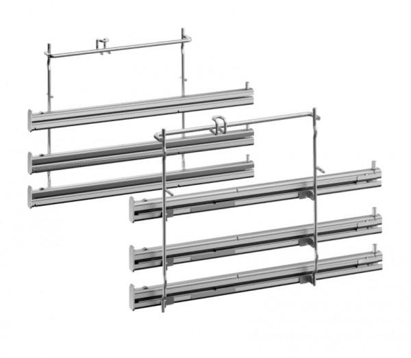 Vollauszug 3-fach - 3-fach Überauszug, 4 Ebene, Dampf Z13TF36X0