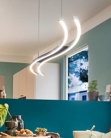 Naber Curved 2 LED - Deckenleuchte 7065010