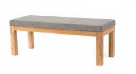 Standard - Catania Sitzbank ohne Rücken
