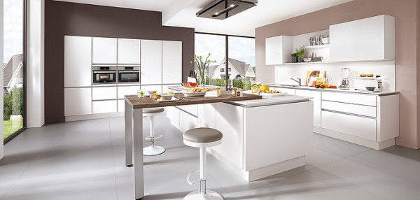 Nobilia - Küche Laser 427