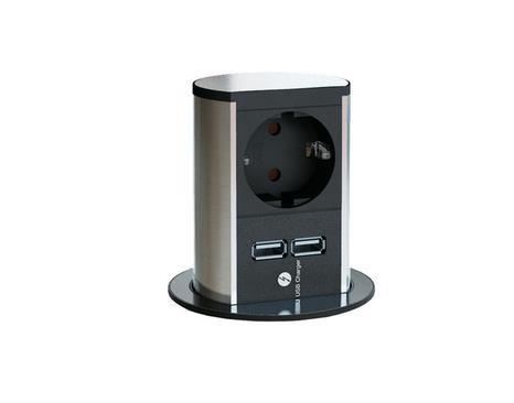 Naber Elevator USB Steckdosenelement 7053066